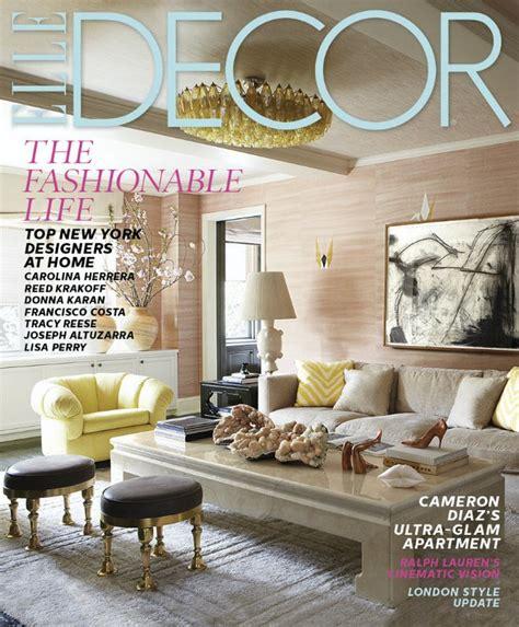 home interior decorating magazines top 10 interior design magazines in the usa new york