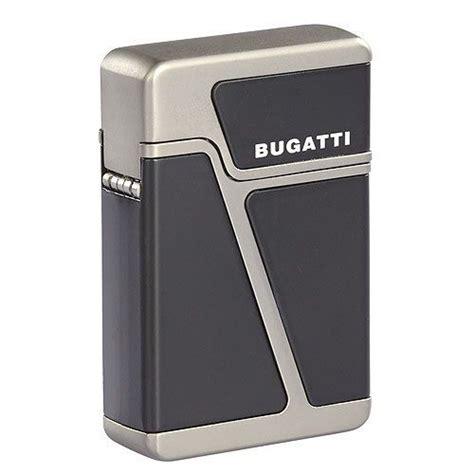 Bugatti torch lighter review by paulie available from stogieboys at: Bugatti B-2002 Butane Cigar Torch Lighter Dual Flame Gunmetal and Black | Lighter
