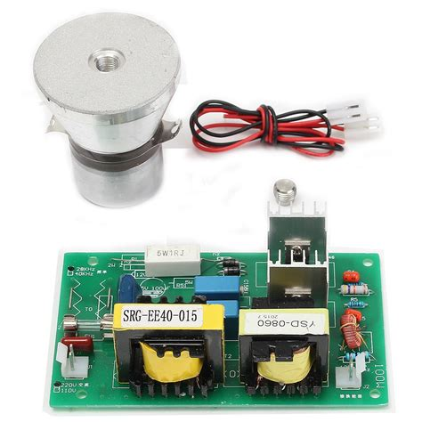 ac220v power driver board 100w 28khz ultrasonic cleaning transducer cleaner alexnld com