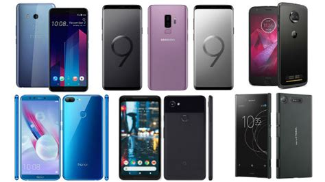 best android oreo smartphones to buy in march 2018