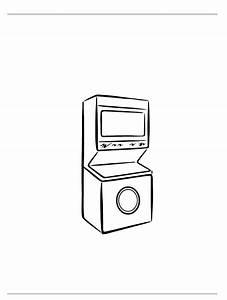 Frigidaire Washer  Dryer 134889200 User Guide