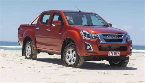 Isuzu D Max Picture by 2017 Isuzu D Max Review Caradvice
