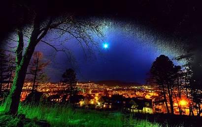 Night Wallpapers Sky Nature Moon Desktop Wallpapersafari