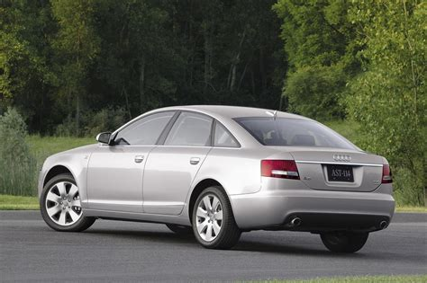 Audi A6 Picture by 2007 Audi A6 Sedan Picture 146499 Car Review Top Speed