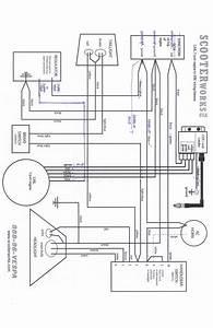 Modern Vespa   Wiring Diagram Help