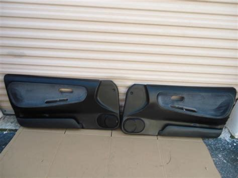 89 Nissan 240sx Interior Panel by Purchase Jdm Nissan 240sx S13 89 94 Power Door Panel Set