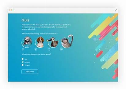 Quiz Maker Quizzes Create Choice Multiple Form