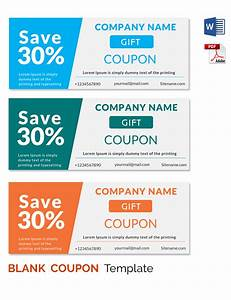 Coupon template word template business for Microsoft word coupon template