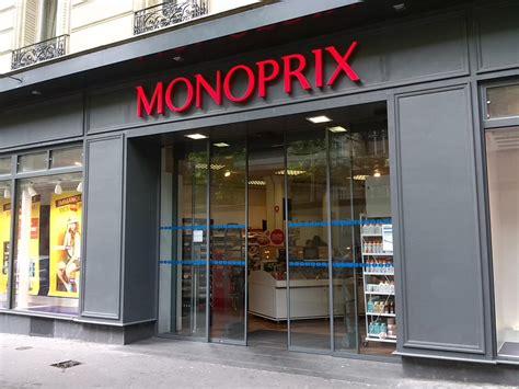 adresse siege monoprix monoprix supérette et supermarché 17ème 75017 rue