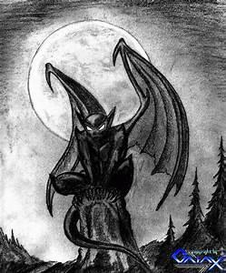 Dark Gargoyle by Galax on DeviantArt