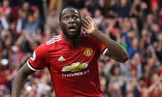 manchester utds lukaku  goal celebration  banter