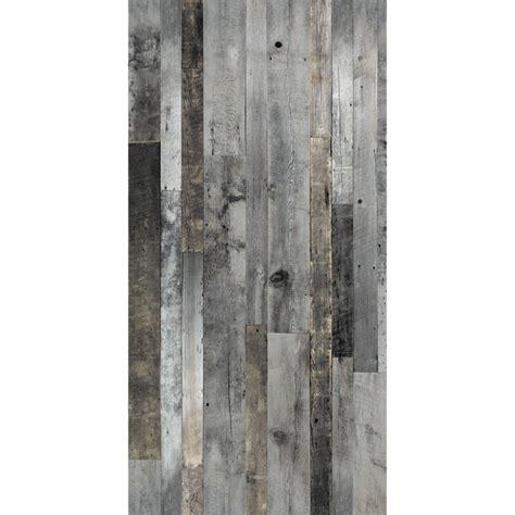 mur design revetement mural imitation bois de grange