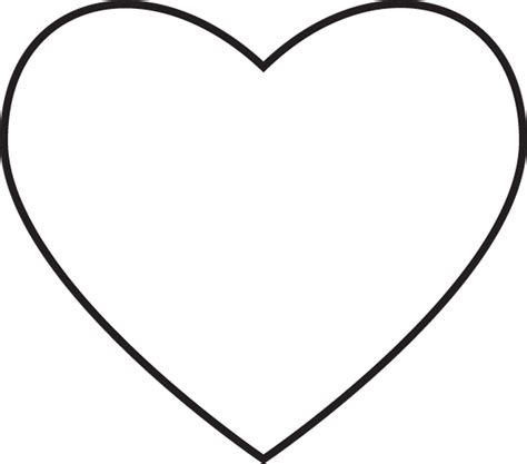 sharing time heart coloring page lds ldsprimary