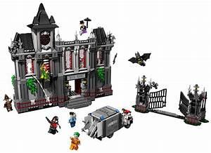 Image Gallery lego batman arkham asylum