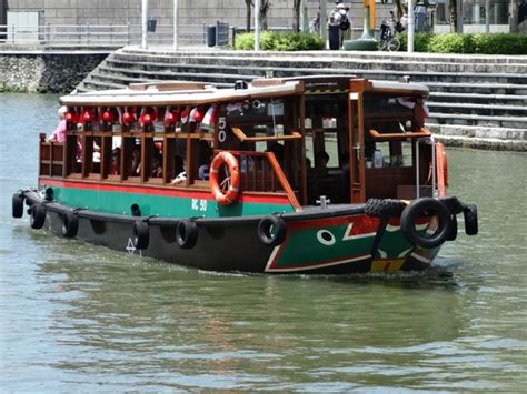 Small Boat Rental Singapore by Bumboat At Marina Bay Picture Of Bumboat River Tour