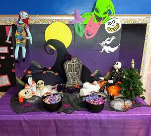 Won, Most, Creative, Table, At, Trunk, Or, Treat, Ud83d, Udc7b, Ud83c, Udf83, Thenightmarebeforechristmas, Trunkortreat
