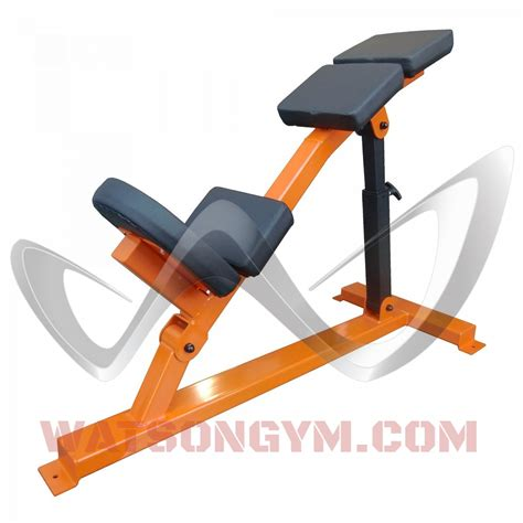 Incline Bench by Arched Incline Bench Watson Equipment