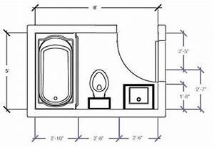 small bathrooms floors and bathroom on pinterest With small full bathroom floor plans