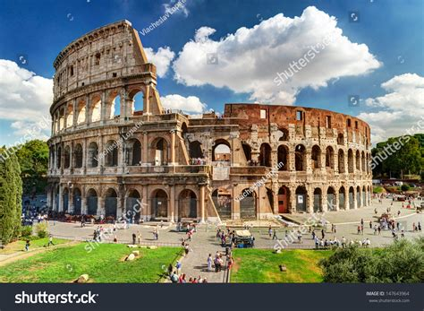 Free Colosseum In Rome by Colosseum In Rome Italy Stock Photo 147643964