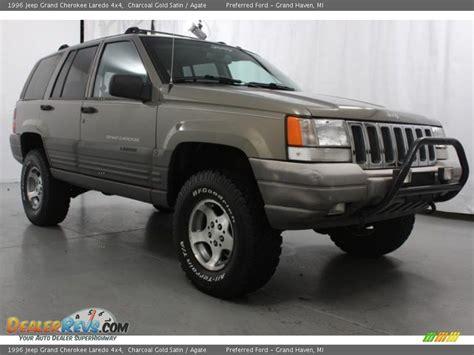 charcoal jeep grand cherokee 1996 jeep grand cherokee laredo 4x4 charcoal gold satin
