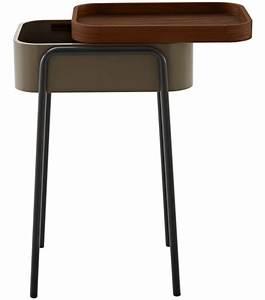 Table Ligne Roset : couliss ligne roset side table milia shop ~ Melissatoandfro.com Idées de Décoration