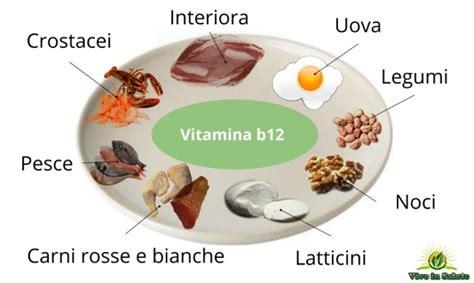 alimenti ricchi di vit b12 la vitamina b 12 pericoli della carenza gastrite