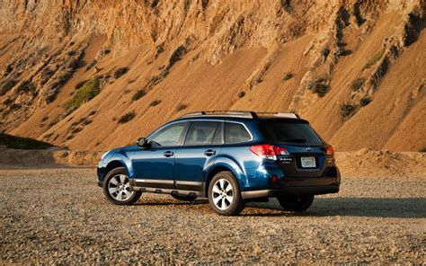 2011 Subaru Outback Review And Rating