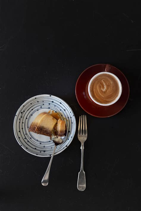 Dissolve instant coffee with hot water. Milk and Honey: Vietnamese Coffee and Caramel Coconut Flan Cake