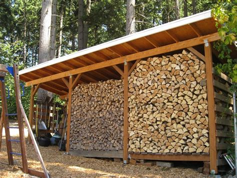 firewood storage shed simple wood shed plans handyman club here iswandy