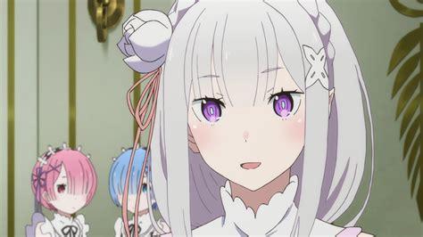 rezero    ova    emilia