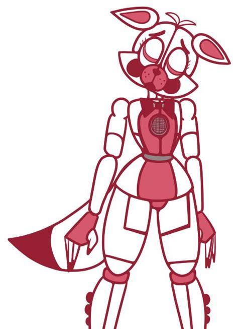 Funtime Foxy Is Cute Cute Fnaf Funtime Foxy Fnaf