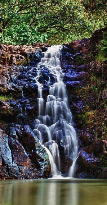 Waimea Falls In 2019 Scenery Waimea Falls North Shore