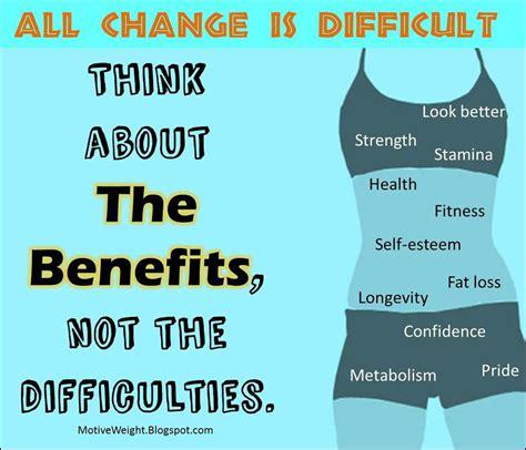benefits  quotes  change quotesgram