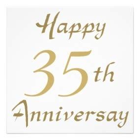 buy 35th birthday wedding anniversary happy 35 years anniversary happy 35th anniversary gifts
