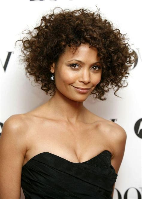 inspirations  naturally curly short hairstyles