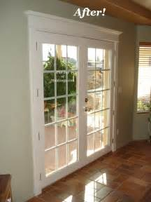 How Much Replace Window French Doors