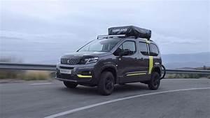 Peugeot Rifter 4x4 : design ext rieur peugeot rifter 4x4 concept car vid o officielle 2018 ~ Medecine-chirurgie-esthetiques.com Avis de Voitures