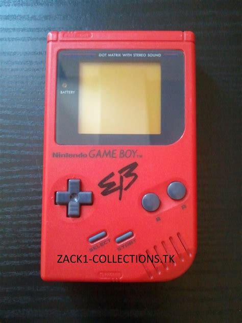list of gameboy color list of boy system colors and variations boy
