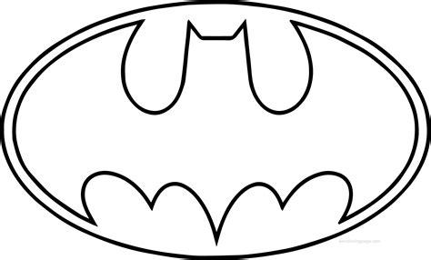 Batman Logo Outline Wwwpixsharkcom Images Galleries