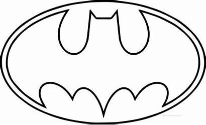 Batman Coloring Outline