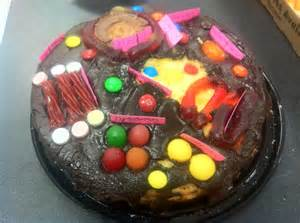 Incredible Edible Animal Cell Project