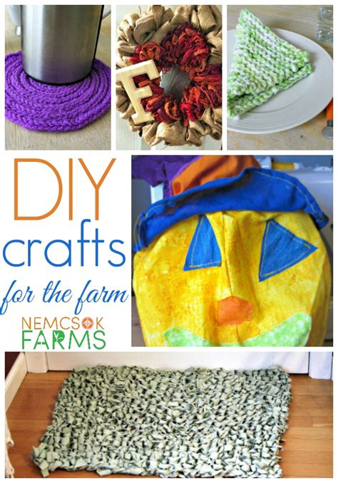 best diy craft projects the farm nemcsok farms