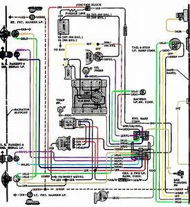 1957 Chevy Electrical Wiring Diagrams