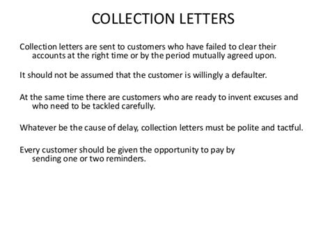 collection letter to client important business letters 13546