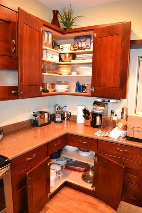 microwave kitchen cabinet 81 best corner storage ideas images on corner 4121