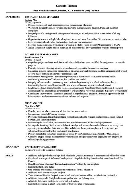 Mis Manager Resume Samples  Velvet Jobs. Sample Resume For Maintenance Worker. Sample Best Resume Format. Pct Job Description Resume. Hvac Resume Sample. Accounting Internship Resume Samples. Architect Resume Sample. Accounts Receivable Manager Resume. Sample Resume For Fmcg Sales Officer