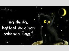 Kleiner gute Nacht Gruß für dich Good night greeting for