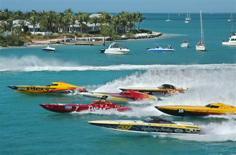 Offshore Day Boats by Powerboat Races Turn Boat Multi Day Passes Inside Key West