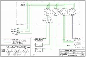 Glowshift Oil Pressure Gauge Wiring