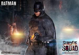 Batman Suicid Squad : dc comics batman statue by prime 1 studio sideshow collectibles ~ Medecine-chirurgie-esthetiques.com Avis de Voitures